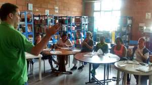 Lets talk about disabilities, ITC and libraries