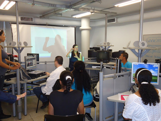 ICT for youth with dissabilities