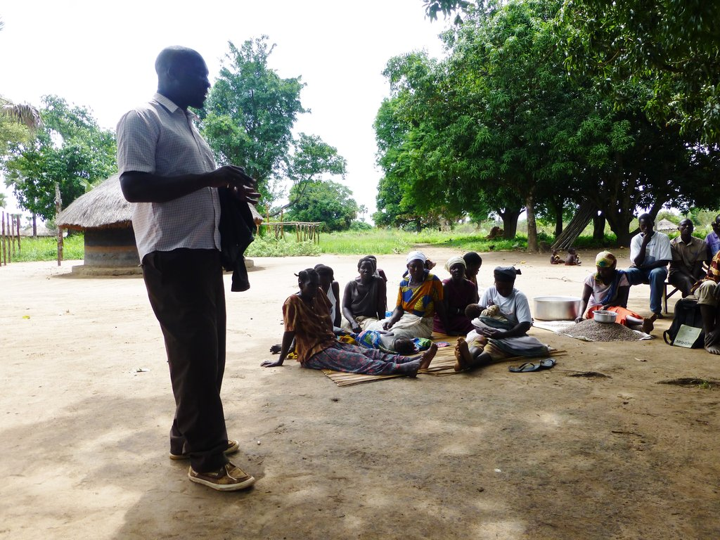 Enable 75 GWED-G Uganda Youth to Rebuild After War