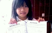Send Impoverished Cambodian Children to School