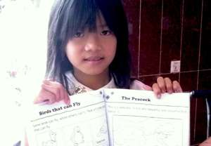 Send Impoverished Cambodian Children to School