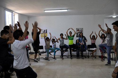 Music and Songs from Dheisheh Camp to the World
