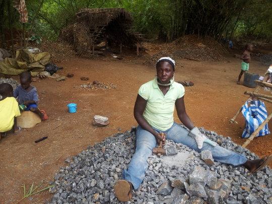 100 Liberian Women & Girls SkillsTraining Program