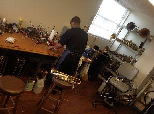 Louisiana Instrument Repair Initiative