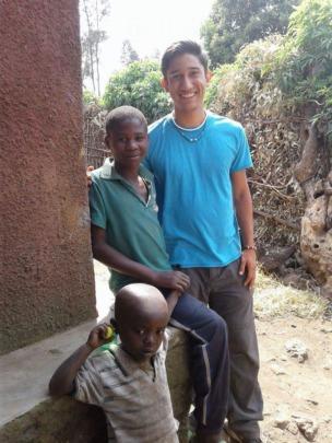 The Children of Cyanika, Rwanda