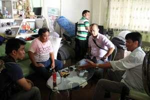 CJFI courtesy meeting with Tolosa, Leyte Mayor