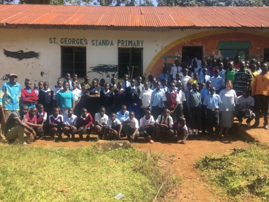 Secondary Day School Umoja Scholars