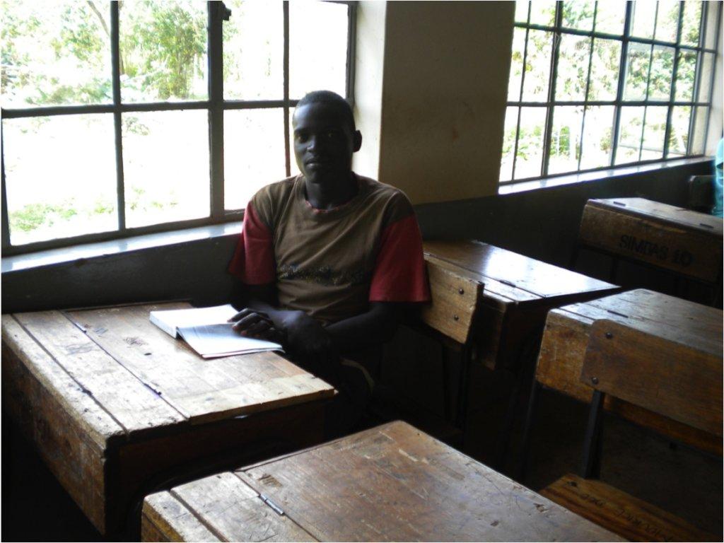 Educate 135 orphaned secondary students in Kenya