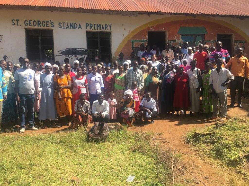 Educate 125 orphaned secondary students in Kenya