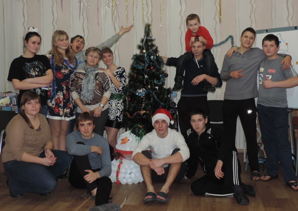 Christmas meeting (Dnipropetrovsk)