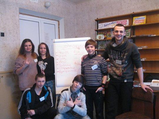 Lyubotyn club in Kharkiv region