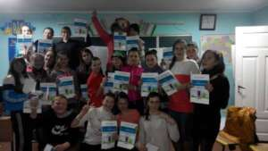 """""""Future's Wings"""" youth club (Ivano-Frankivsk)"""