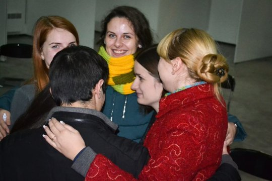 """Training of the """"Successful Youth Club"""" (Kyiv)"""