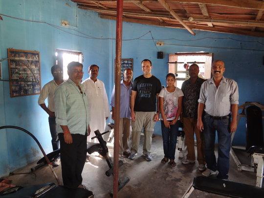 Fitness Center in Nepal