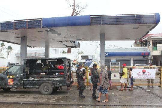 Super Typhoon Haiyan Fuel Relief Fund