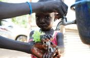 Lifesaving Nutrition for Children in South Sudan