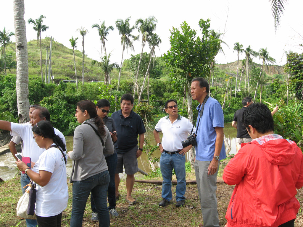 learning operations of a coco-lumber plantation