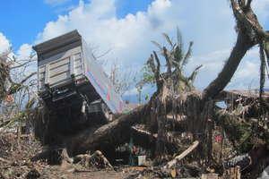 Typhoon Hiayan's destruction in Tacloban