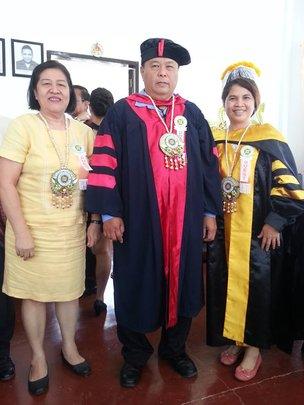 VSU Leyte Dean Dr. Edwin Balabarino