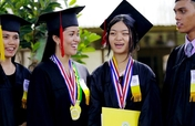 Support 40 Typhoon Survivors Finish College