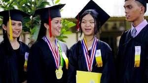 Support 40 Typhoon Survivors Finish College