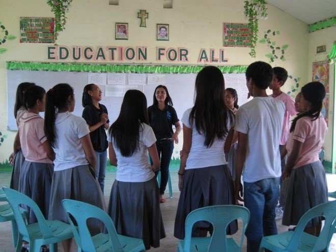 Core Group Intervention: (Linao National High 2)