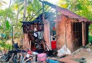 Rebuilding destroyed homes