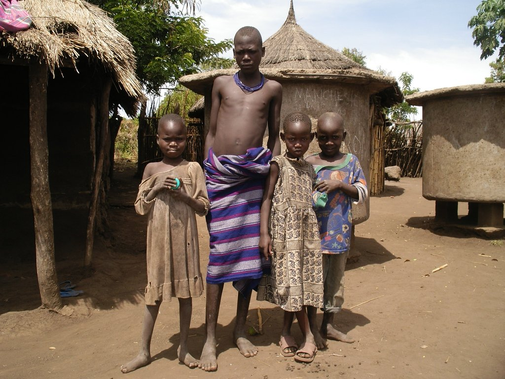 Buy a bag of maize - feed a Ugandan family forever