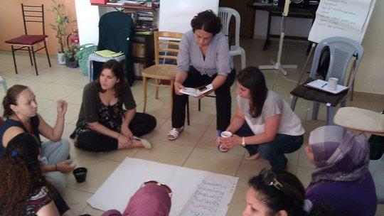 Women Political Leadership in Israel-Palestine
