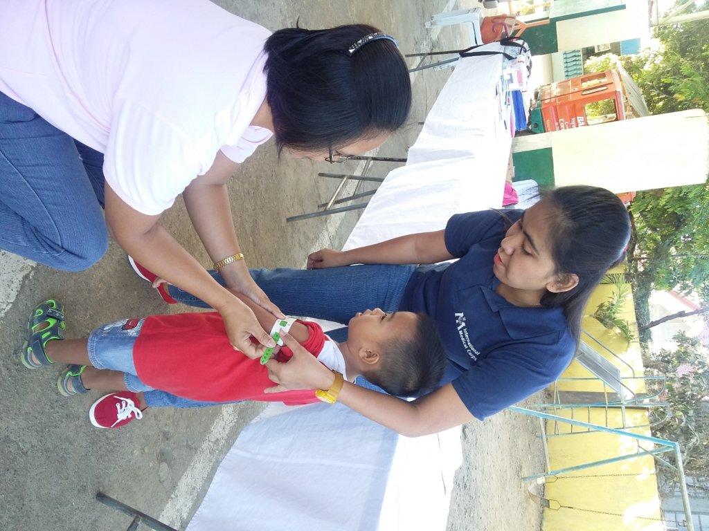 Nutrition screening for children under 5 years