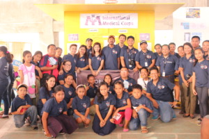 Water and sanitation activities in Leyte province