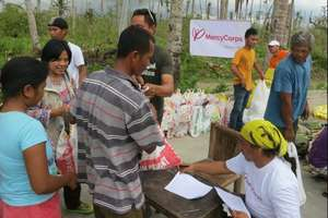 Families receive critical reconstruction kits