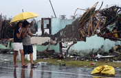 Help Typhoon Haiyan survivors in the Philippines