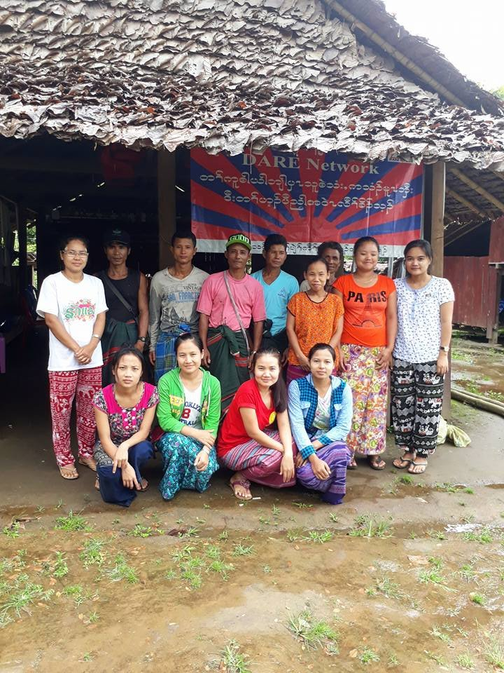 DARE Network Karen State Team
