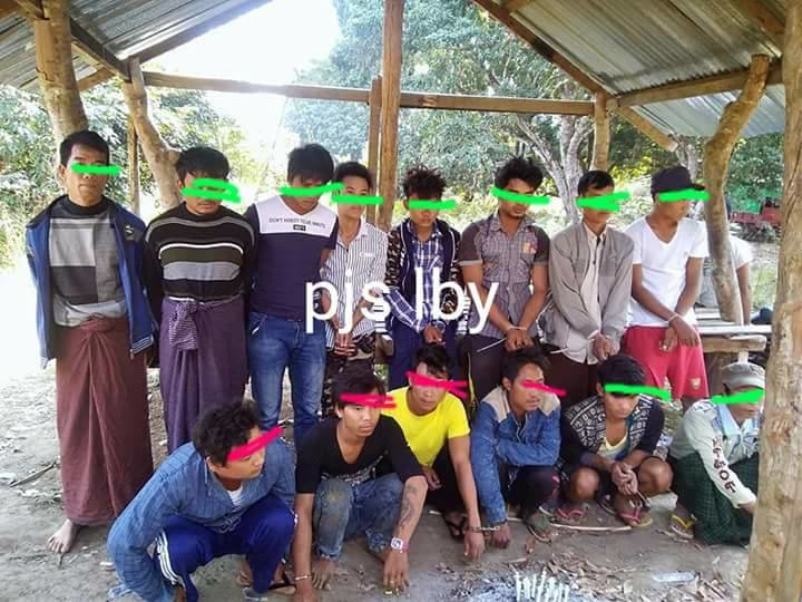 Arrested Drug Addicts sent to Kachin Treatment