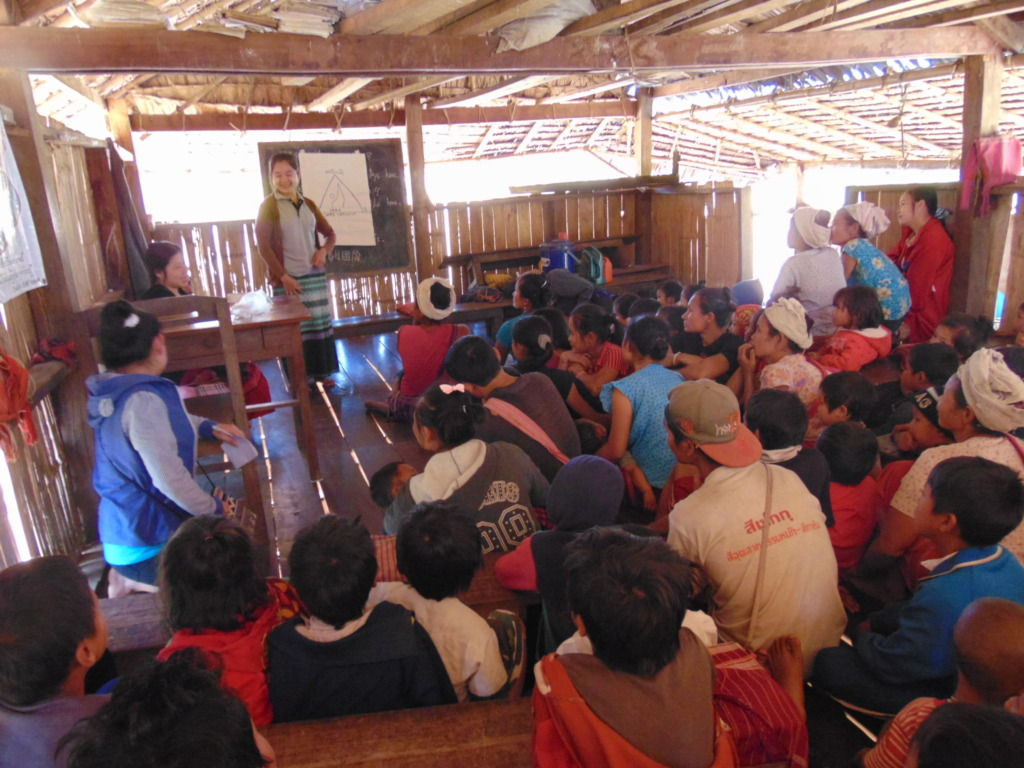 Prevention Education in the Villages
