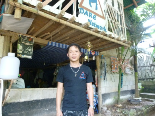 Phi Phi is eager and ready to start work in Burma