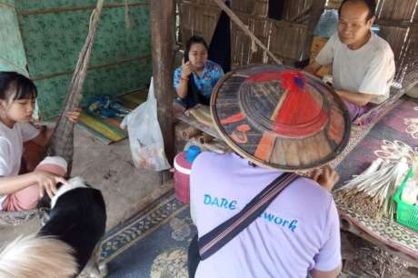 The Amazing Project - Stepping Back to Burma