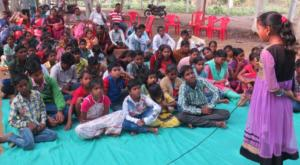 Annual Meet with Children & Stakeholders