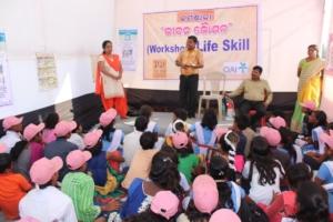 Life skill sessions for children
