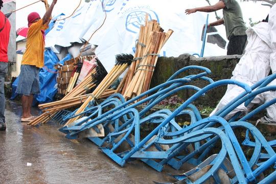Farm tools for distribution