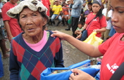 Provide Emergency Relief Packs for Haiyan victims