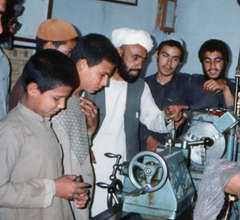 Jobs,Training 4 Youth Disrupted by War-Afghanistan
