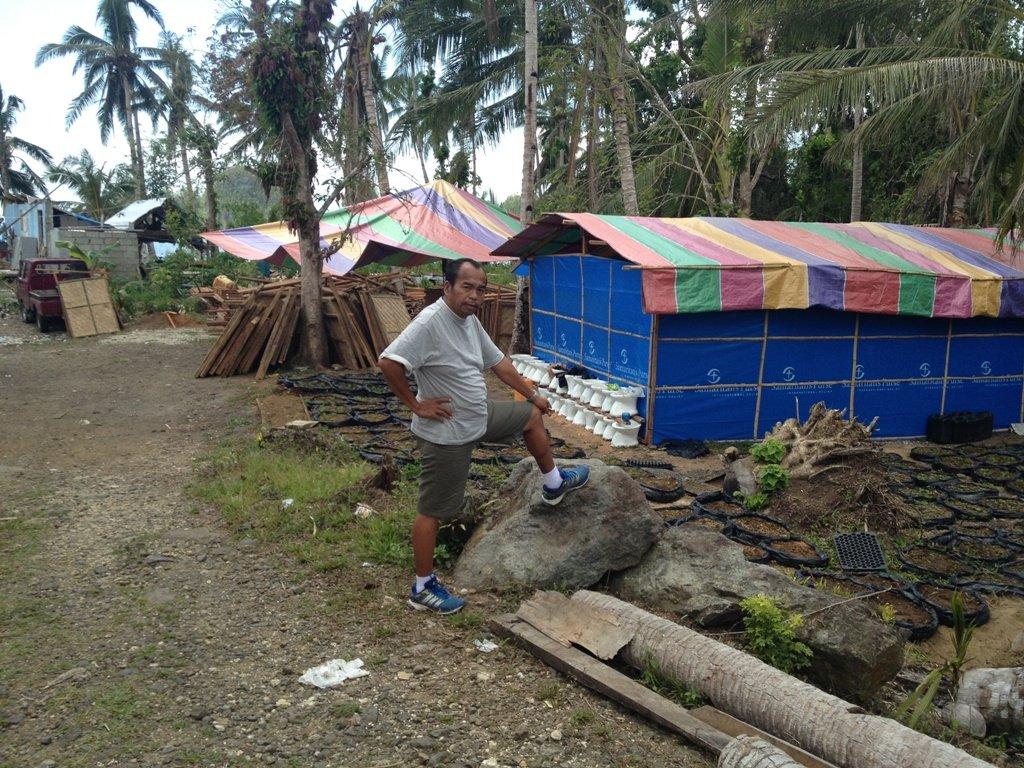 Samar Toilet Camp