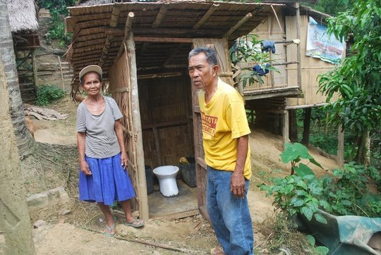 Low-cost Sanitation For Typhoon Haiyan Survivors
