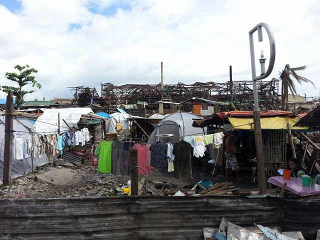 Provide Support to Rebuild Philippines from Haiyan