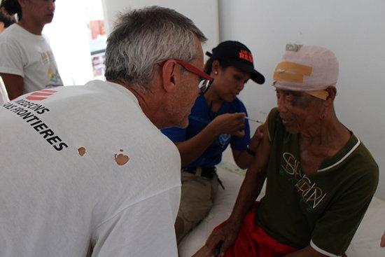 Responding to Medical Needs after Typhoon Haiyan