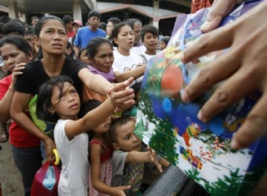 Urgent: A Rescue Package for Super Typhoon Victims