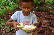 Help small cocoa farmers make a living