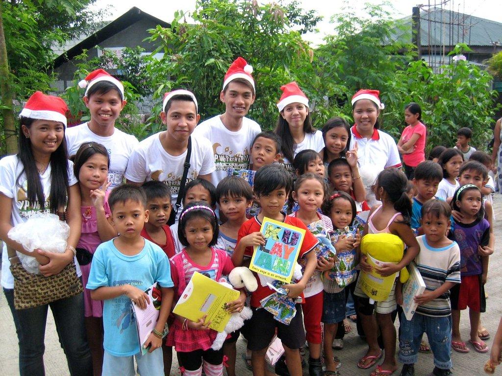 Helping Kids Deal With Trauma from Typhoon Haiyan